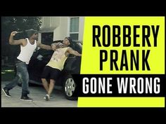 """""""Robbery Prank Gone Wrong"""" by Molo Nation"""