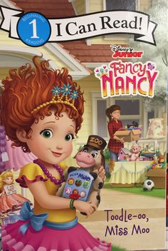 Comedy Center, Advanced Vocabulary, Sounding Out Words, Fancy Nancy, Disney Junior, Book Series, Kids Learning, I Can, Little Girls