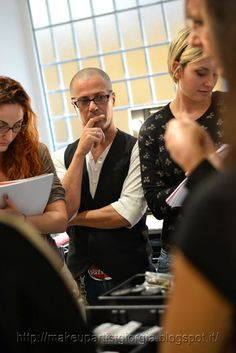 Workshop Drag Queen Make-up Stefania D'Alessandro