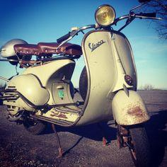 #vespa#vintage