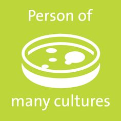 Person of many cultures