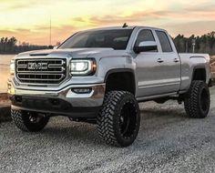 old lifted trucks Jacked Up Trucks, Dodge Trucks, Jeep Truck, Chevrolet Trucks, Cool Trucks, Pickup Trucks, Lifted Chevy, Chevy 4x4, Lifted Duramax