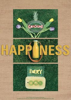 by Ioana Negulescu Consume Happiness every day. (for a healthy life consume it every day. excessive use can seriously improve the way you and others around you feel. Consumerism, Positive Attitude, Stock Market, Healthy Life, How Are You Feeling, Happiness, Positivity, Feelings, Day