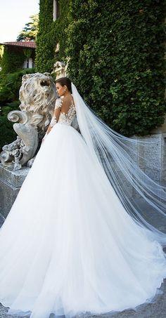 Milla Nova Bridal 2017 Wedding Dresses jersaey3 / http://www.deerpearlflowers.com/milla-nova-2017-wedding-dresses/14/