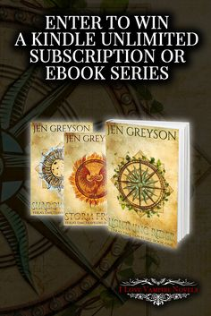 Win a 12 Month Subscription to Kindle Unlimited or eBooks from Bestselling Author Jen Greyson | I Love Vampire Novels