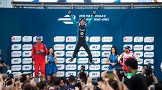 Trzeci sezon rozpoczęty, elektryczne bolidy ruszyły https://www.moj-samochod.pl/Sporty-motoryzacyjne/Elektryczna-formula-wchodzi-w-swoj-trzeci-sezon  #FormulaE #HongKongePrix #EPrix #edams #audi #abt