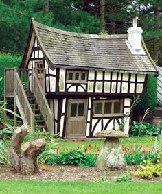 APlaceImagined: Storybook Playhouse