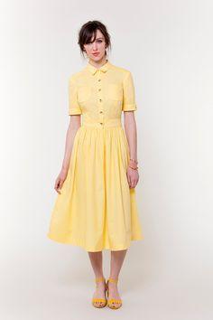 Colette Patterns - Penny Dress - 1038
