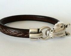 horse bracelet mens bracelet  bracelet for mens equestrian