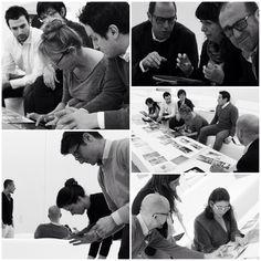 Teamworking! www.casamood.com #florim #team #work #job #together #style #nature #materia #surface #hand #mind #project #love #tile #tiles #superfici #architettura #piastrelle #decision #interiordesign #architecture  #interiordesign #architecture #architettura #design #ideas #creatività #creations