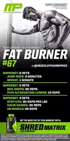 Fat Burner #67