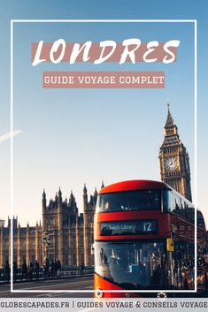 Cityguide: Visiter Londres, (BIG) guide complet | Glob'escapades City Of London, London Eye, Brighton, Oyster Card, England, Voyage Europe, Bus Travel, Hot Springs, Travel Essentials