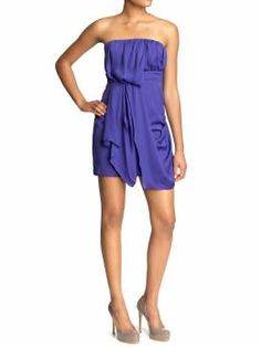 Drapey Dress. Great color and on sale for $37!! Wish they had my size still...