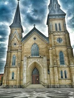 Cathedral of Saint Andrew! Grand Rapids, MI
