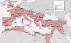Províncias Império Romano