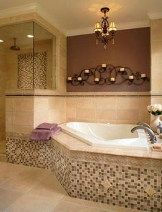 Bathroom decor for your bathroom remodel. Discover master bathroom organization, master bathroom decor some ideas, master bathroom tile a few ideas, bathroom paint colors, and much more. Dream Bathrooms, Beautiful Bathrooms, Master Bathrooms, Luxury Bathrooms, Modern Bathrooms, Master Baths, Small Bathrooms, Bedroom Minimalist, Minimalist Scandinavian
