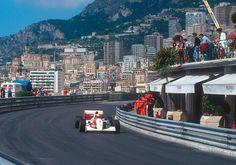 Senna. #MonacoGP