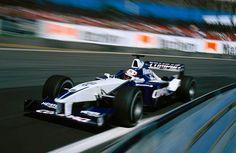 Juan Pablo Montoya - Williams BMW - 2001