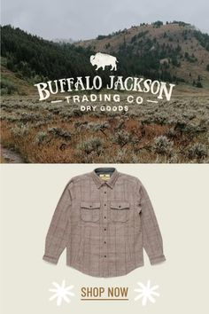 These men's casual button down shirts are a guy's favorite go-to. Perfect for cool days on the trail or at the tailgate. Easy to dress up or down, whatever your style. Great Gifts For Guys, Best Gifts For Men, Autumn Fashion Casual, Casual Fall, Men's Shirts, Flannel Shirts, Buffalo Leather Jacket, Casual Professional, Mens Flannel
