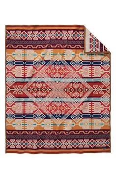 Pendleton Pendleton 'Askutasquash' Wool Blend Blanket available at #Nordstrom