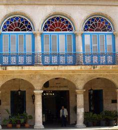 Hotel Santa Isabel, La Habana, Cuban architecture