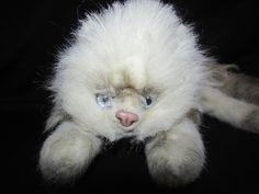"RUSS Berrie YOMIKO Siamese Himalayan Cat Blue Eyes Large 25"" Stuffed Plush #Russ"