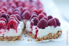 Raspberry Mascarpone Dessert 3