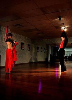 Ballroom Dance Paso Doble