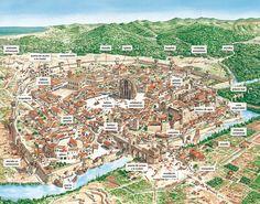 1. — Grandes cambios en Europa A raíz de la caída del Imperio de Carlomagno y de una nueva oleada de invasiones bárbaras, Europa se sumergió en el feudalismo, un sistema basado en la vida rur…