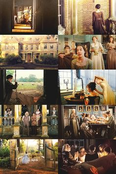 Pride and Prejudice 2005 (At home with the Bennets)