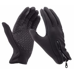 Winter Gloves Touch Screen Windproof Waterproof Thermal Outdoor Ski Leisure Camping Thermal Gloves