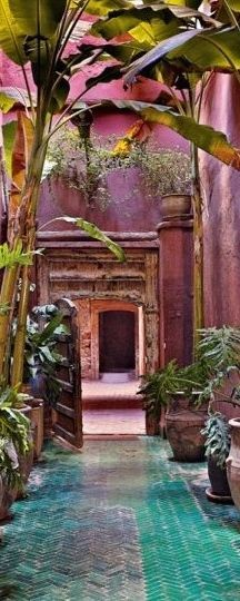 ~Morocco | House of Beccaria