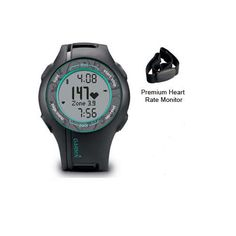 """(CLICK IMAGE TWICE FOR DETAILS AND PRICING) Garmin Forerunner 210 Teal with HRM Garmin Forerunner 210 (010-00863-3. """"Garmin Forerunner 210 Teal, Runners Pro Brand New Includes One Year Warranty, The Garmin Forerunner210 is the easiest way to track your training. There s virtually no setup required, so.... See More Heart Rate Monitors at http://www.ourgreatshop.com/Heart-Rate-Monitors-C394.aspx"""