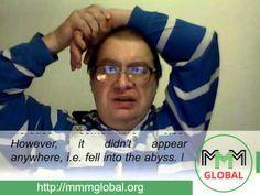 MMM Global, weekly news from Sergey Mavrodi.