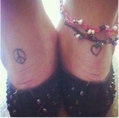 ankle tattoos | Tumblr