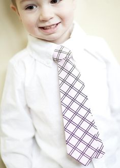 little boy tie pattern pdf