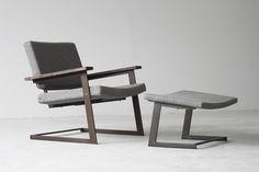 The TOKEN Lounge Chair by TOKEN , via Behance