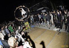 Tony Trujillo ring of fire - CPH skatepark