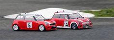 racen met Tamiya elektro RC auto's