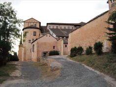 ▶ Monasterio de San Vicente el Real Segovia -
