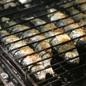 Portuguese Food - Sardinha Assada #Portugal