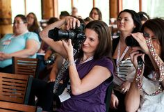 evo'11 Photography workshop. Photo by http://jenyu.net. Pinned by evoconference.com #evoconf
