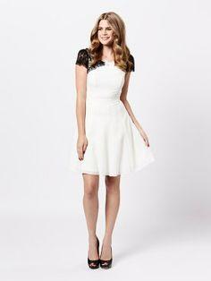Regent Dress, perfect for a wedding guest or bridesmaid.  #regentdress #dresses #reviewweddings