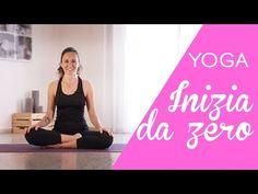 Yoga: riscaldamento facile per super rigidi - YouTube