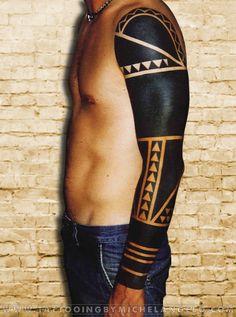 Manica blackwork   blackwork    Tattoo by Michelangelo   Tribal tattoos   Tatuaggi tribali