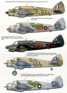 retrowar Navy Aircraft, Ww2 Aircraft, Fighter Aircraft, Military Aircraft, Military Helicopter, Fighter Jets, Bristol Blenheim, Bristol Beaufighter, Rc Model Airplanes