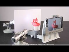 Professional-Grade DIY Photo Studio for #3DBenchy and Other Tiny Things   Science and Technology