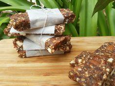 Barres énergétiques maison healthy crues – Kokoy La Diet Thing 1, Cereal, Biscuits, Nutrition, Snacks, Breakfast, Healthy, Food, Sport