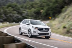 Check Out This Motor Trend Comparison Of A  Ford Edge  Nissan Murano And  Hyundai Santa Fe Sport