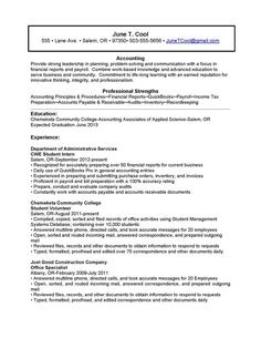 Accounting Intern Resume Accounting Student Resume Here Presents How The Resume Of